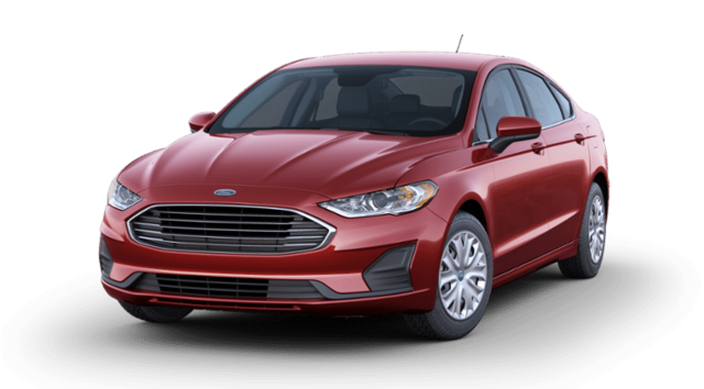New 2019 Ford Fusion S Sedan for sale in Collinsville, IL